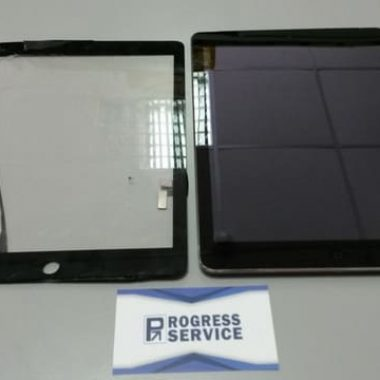 Замена тачскрина на iPad