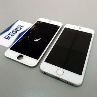 Замена модуля на iPhone
