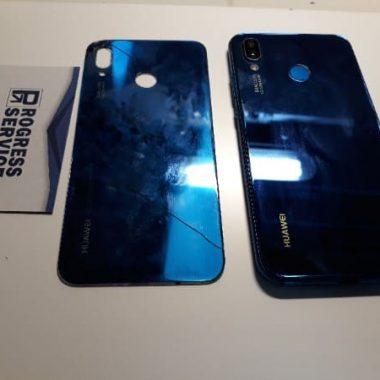 Замена задней крышки на Huawei